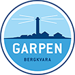 Garpens fyrplats Logo