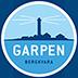 Garpens fyrplats Logotyp